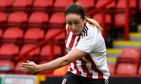 Sophie Jones banned for racial abuse and leaves Sheffield United