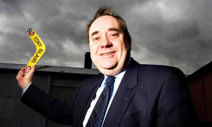 SNP MP Alex Salmond will put down a motion at their opposition day debate, calling for a parliamentary committee to investigate the difference between Blair's public assurances to the Chilcot inquiry into the Iraq war and private comments he made to then US president George W Bush.