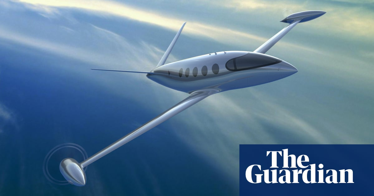 Climate crisis: aviation industry hears clamour for electric planes   Business   The Guardian