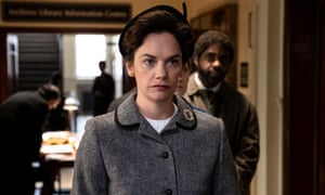 'The strangenesses of just-remembered times': Ruth Wilson in Mrs Wilson.
