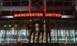 'We are the biggest sports team in the world. That requires continued investment', says Manchester United's executive vice-chairman Ed Woodward.