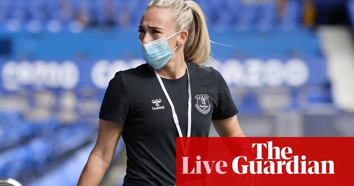 Everton v Manchester City: Women's Super League – live!
