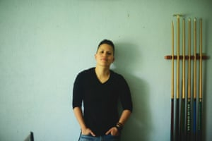 Marina A. Skinner from Melbourne, featured in issue one of Butch Is Not A Dirty Word