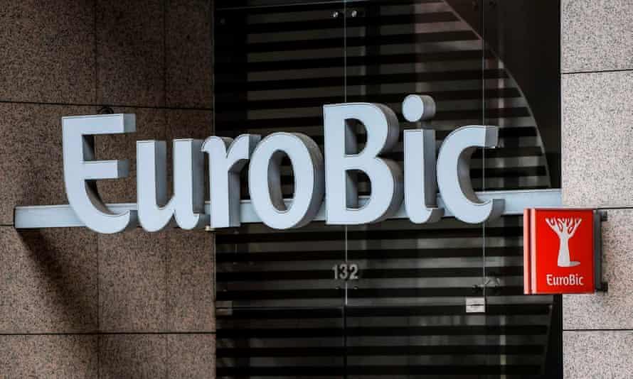 EuroBic building in Lisbon
