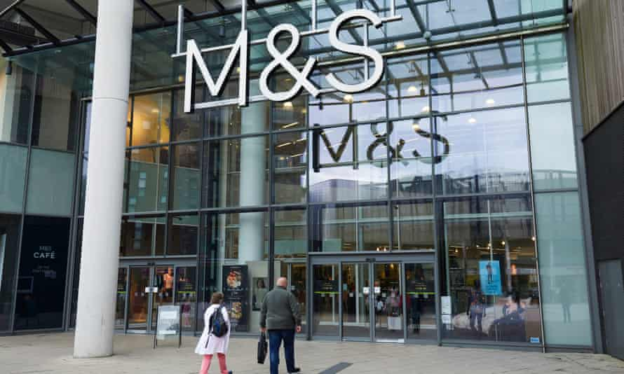 Marks and Spencer in Bury, Greater Manchester