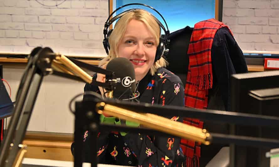 Lauren Laverne on BBC 6 Music