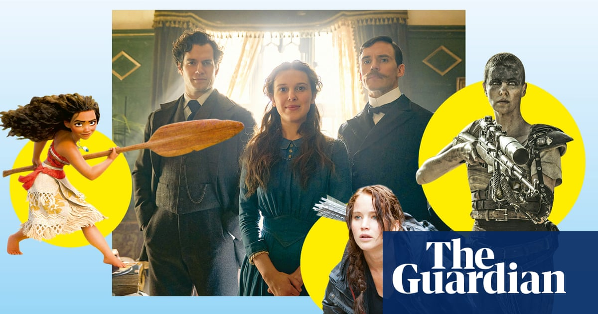 Enola Holmes: Sherlock sister spin-off lives up to its feminist ideals