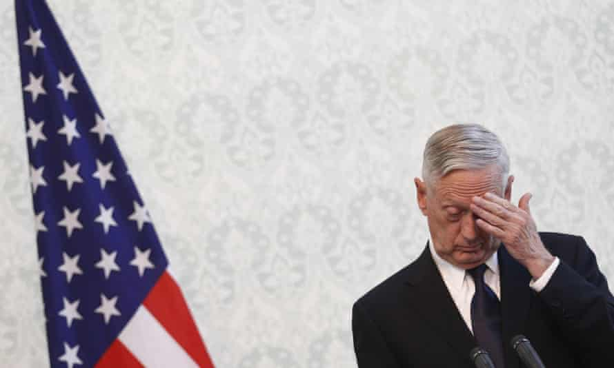 In keeping with previous dismissals of senior advisers including secretary of state Rex Tillerson, Trump did not give Mattis the news in person.