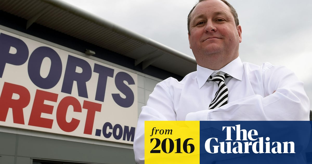 3711e58fcc0c7 Sports Direct profits fall as Brexit worries weigh | Business | The ...