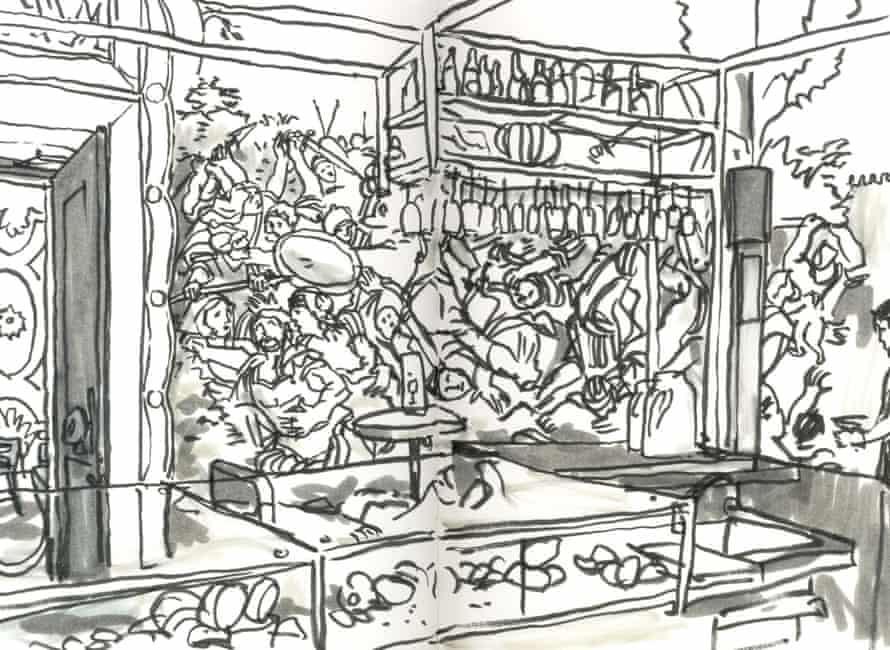 Junot Bar in Palácio Chiado