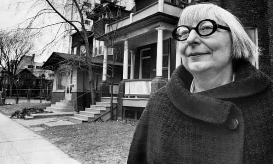 Jane Jacobs 'wrote the manual on social activism'.