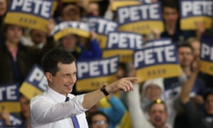 'Political pundits and media outlets are scrambling to try to understand how it is that Buttigieg could have 0% support among black primary voters.'