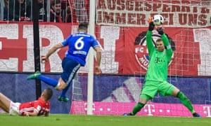 Schalke v Bayern Munich