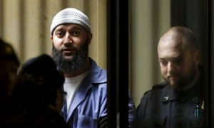 AT&T records said Adnan Syed's phone 'pinged' a cellphone tower covering the park where his ex-girlfriend was found dead, but a disclaimer says incoming calls 'will not be considered reliable information for location'.