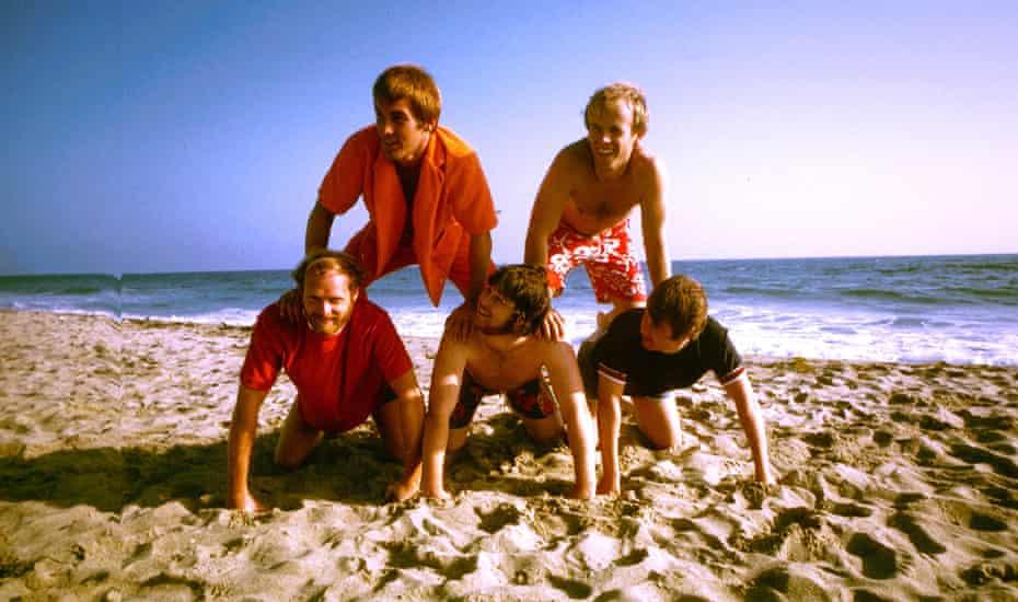 Beach Boys, 1966.