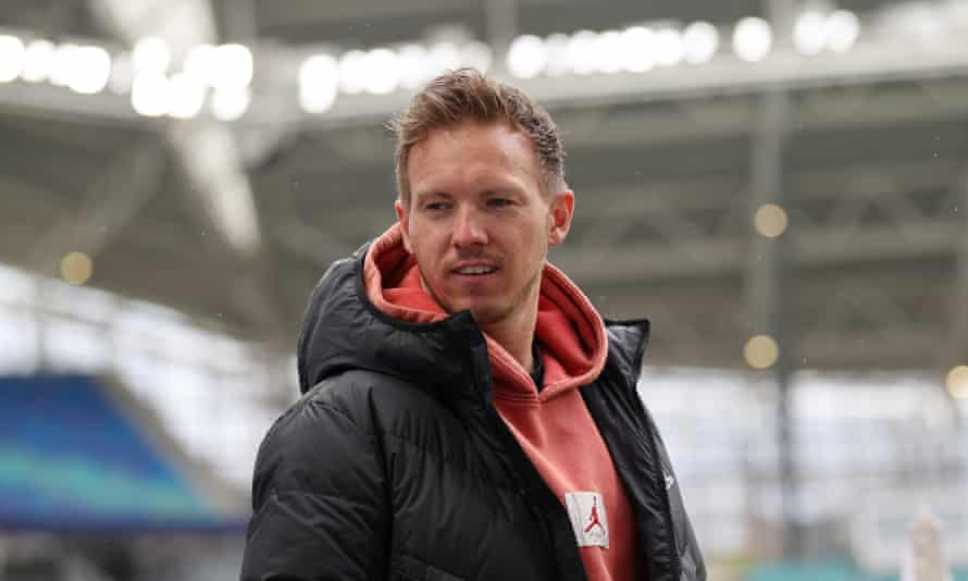 Julian Nagelsmann, who is leaving RB Leipzig after two seasons, was born in Bavaria and his family still lives near Munich.