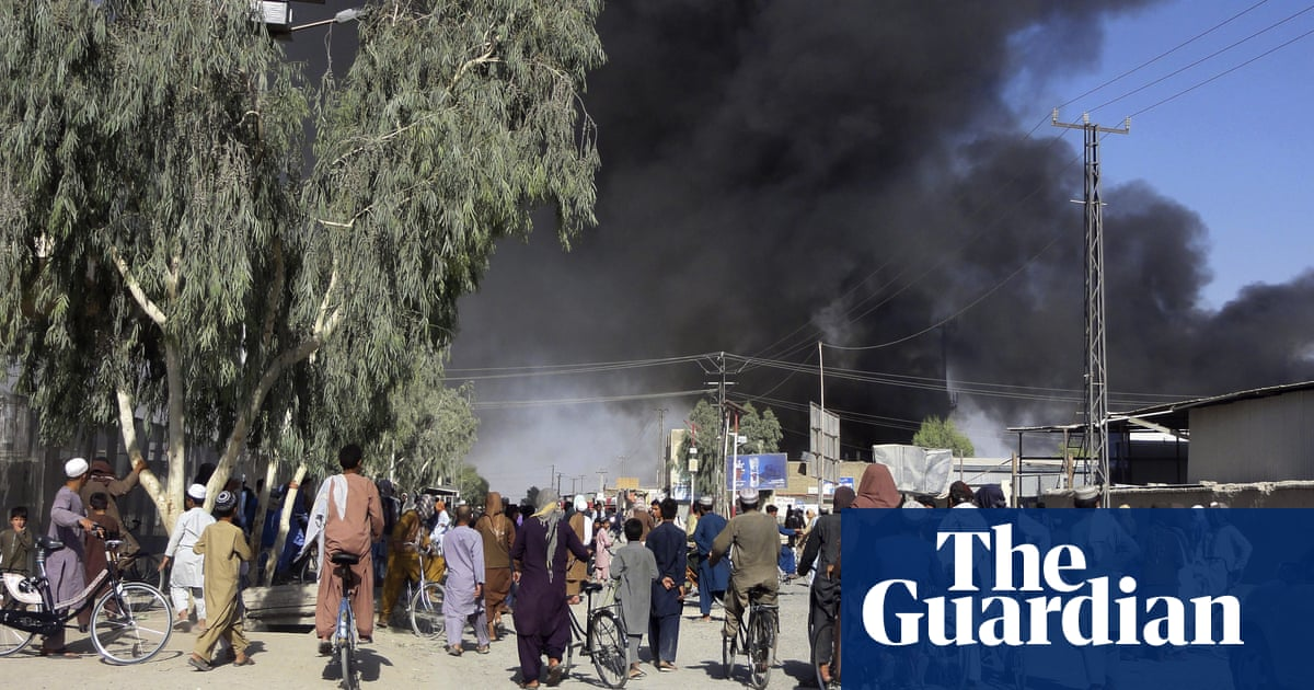 Taliban seize four more provincial capitals in Afghanistan