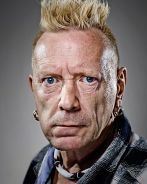 'I was running a minicab service by the age of 10': John Lydon.