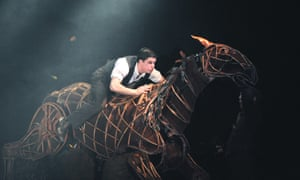 Warhorse on the West End