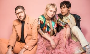 Mired in misery and sludgy guitar … Cherry Glazerr
