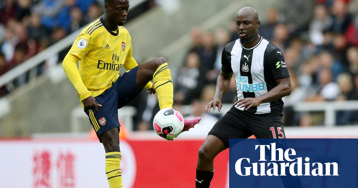 Nicolas Pépé cameo gives Arsenal cause for optimism in workaday win| Jonathan Wilson
