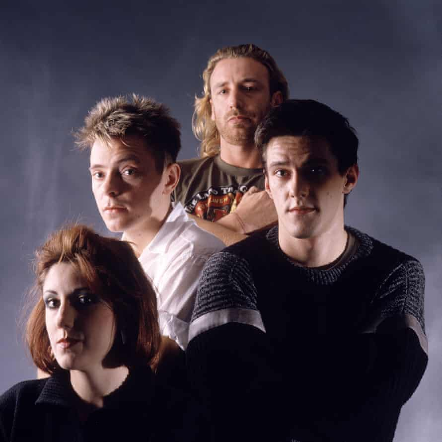 New Order in the 80s