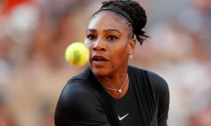 Serena Williams has been tested more than any other tennis player in 2018