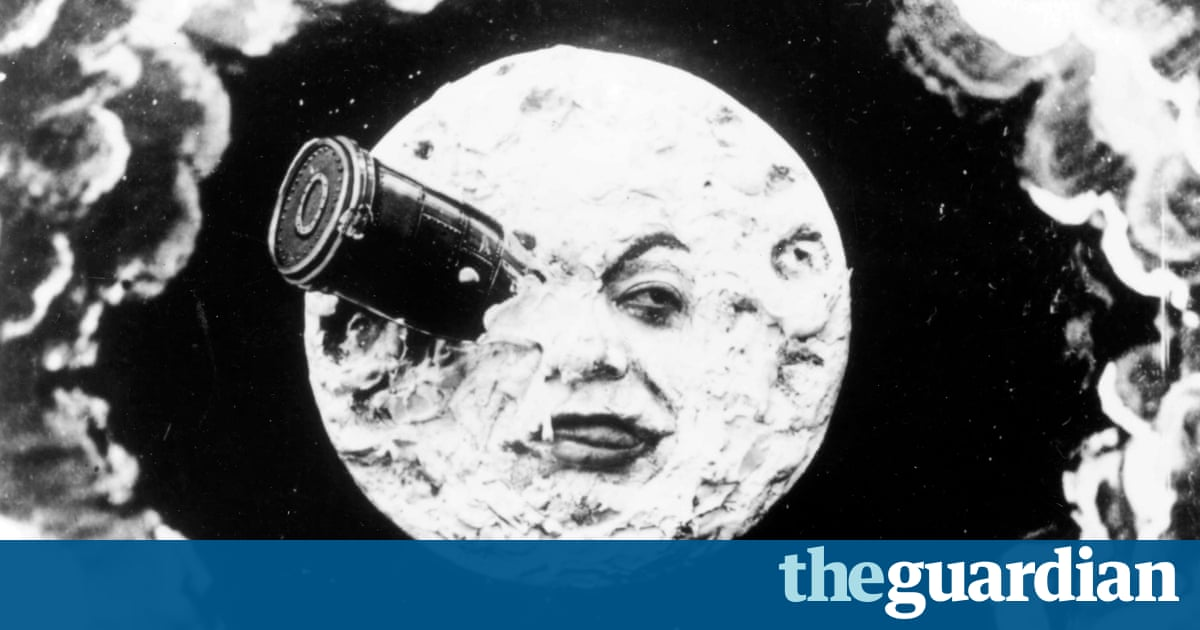 'Lost' movie by silent film pioneer unearthed at Czech film archive   Film   The Guardian
