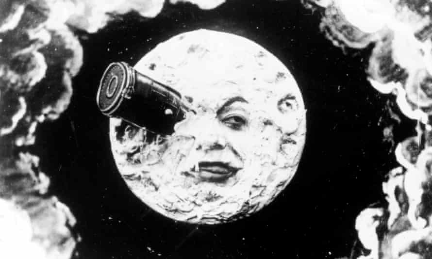 Impossible images ... Georges Méliès's A Trip to the Moon.