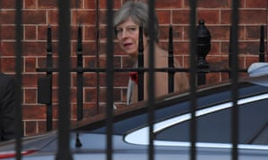 'Yet what does May do? Friendless, directionless and panicking, she doubles down on a losing bet.'