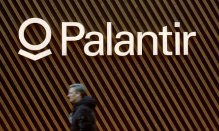 'In a few months, Ice agents arrested 443 people using Palantir's software.'