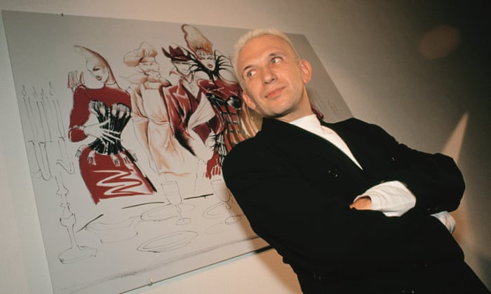 Jean Paul Gaultier On His Love For London Fashion Archive 4 December 1986 Fashion The Guardian