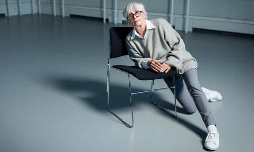 'Dances aren't steps, they're thoughts' … Twyla Tharp, whose work is being staged by the Royal Ballet.