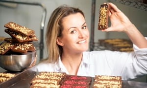 Louise Mann, specialist chocolate maker and founder of Cocoa Libre