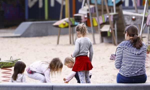 German Study Finds Low Covid 19 Infection Rate In Schools Germany The Guardian