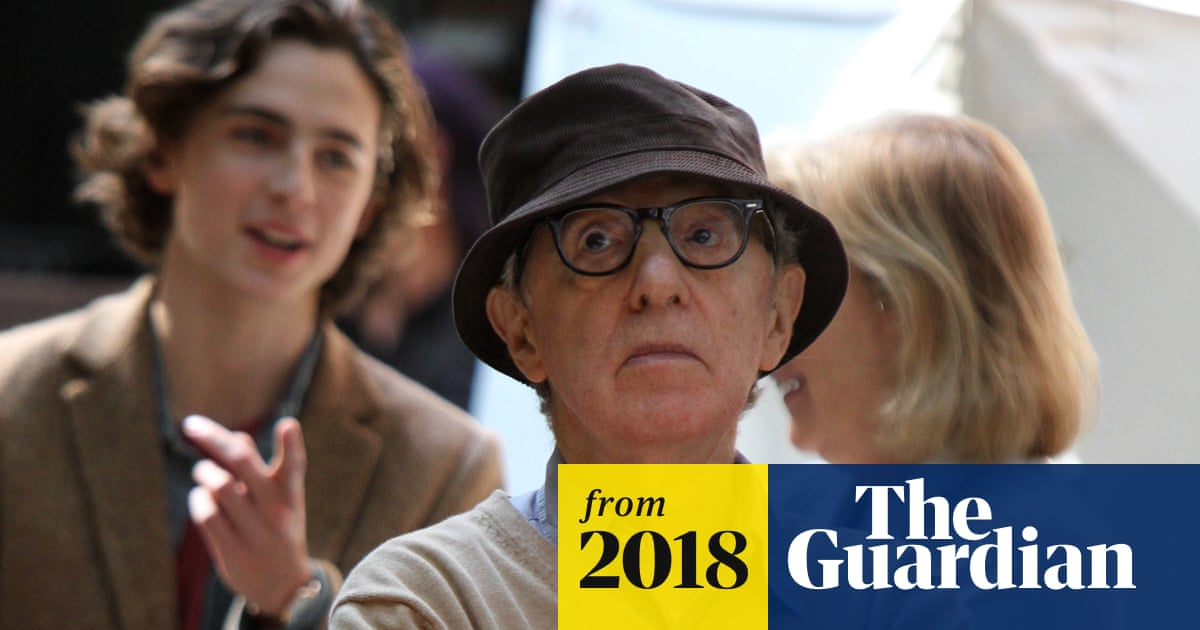 e63c366c98d Timothée Chalamet   I don t want to profit from my work on Woody Allen s  film