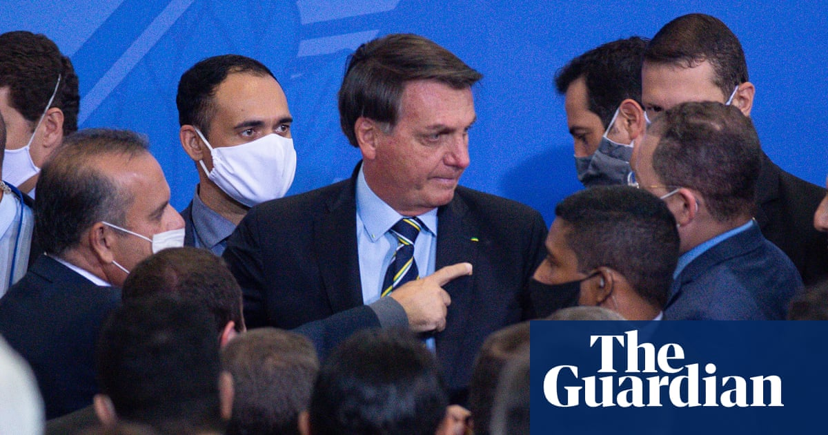 Jair Bolsonaro during the Covid-19 pandemic - in pictures