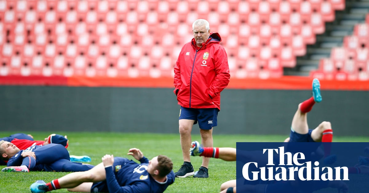 Lions tour in turmoil as Bulls match called off and Covid hits Springboks