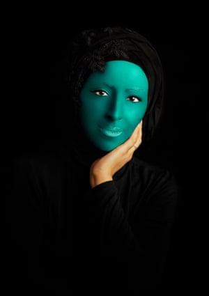 Portrait of Zulfiye