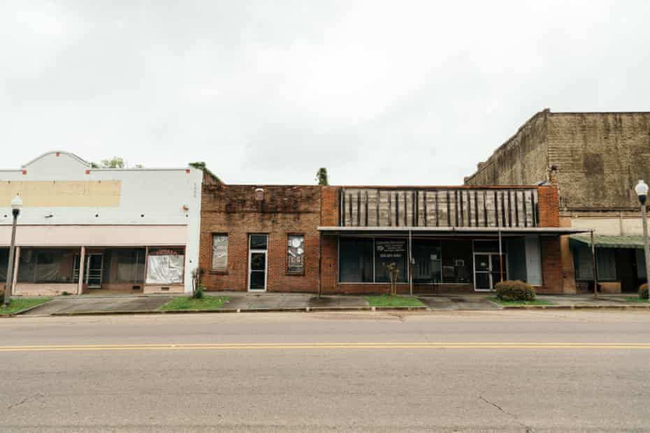 Uniontown's roads are derelict and the only grocery store closed last year.