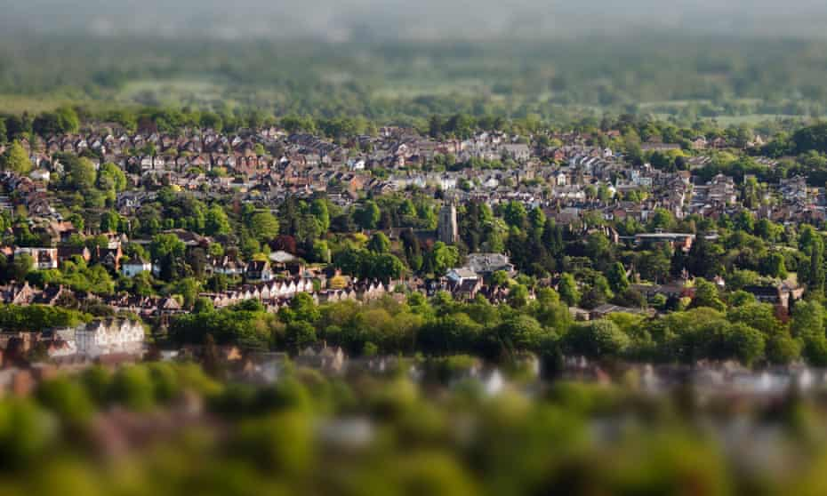 Surrey has been the focus of much foreign property investment.