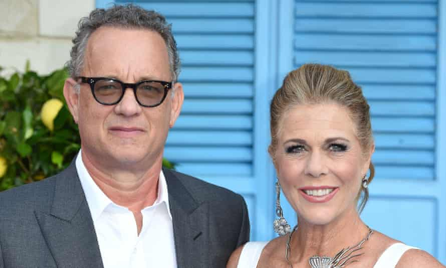 Coronavirus: Tom Hanks and Rita Wilson say they have been diagnosed with Covid-19 at hospital in Australia's Gold Coast.