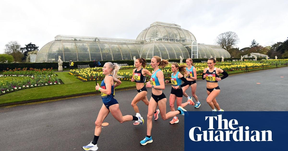 Stephanie Davis reaches Olympics less than three years after first marathon