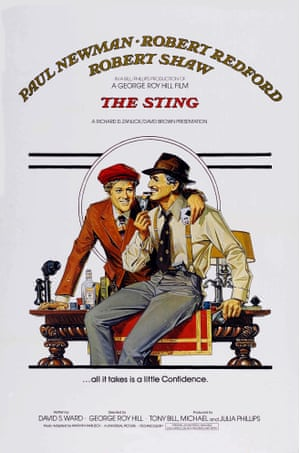 The Sting, 1973.