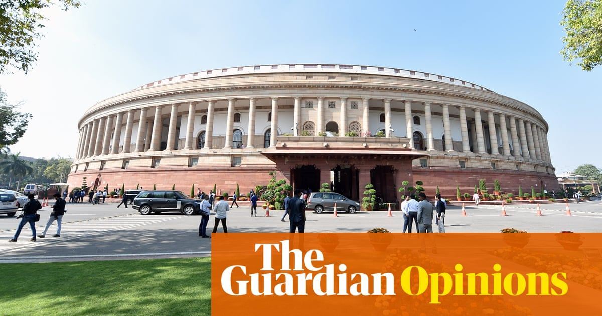 Modi's bulldozing of parliament shows him as the architect of a Hindu Taliban
