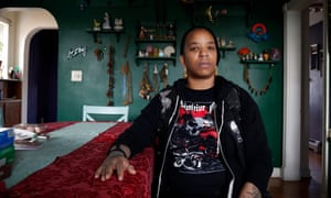 Nique Craft: 'I feel like, with potential employers, if I don't talk about it and it comes up or they find out, they think I'm trying to hide it.'