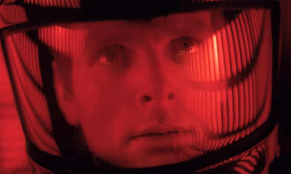 Stanley Kubrick's 2001: A Space Odyssey.