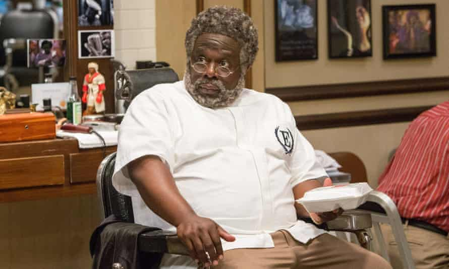 Tall tales … Cedric the Entertainer as old-timer Eddie.