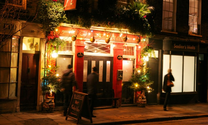 10 of the best London pubs for the Christmas season   Travel   The ...