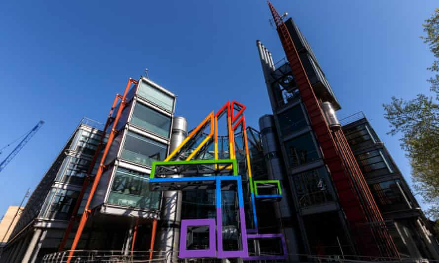 Ministers are considering making Channel 4 move from its headquarters in London's Victoria.